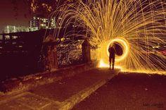 Happy Diwali @instagram #diwali #steelwoolphotography #steelwool #tv_steelwool #slowshutter #lazyshutters #longexpohunter #longexpoelite #yellow #nightshot #nikontop #nikon