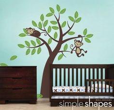 monkey nursery :)