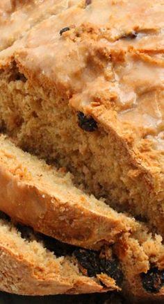 Sweet Cinnamon-Raisin Bread