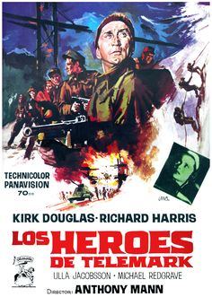 Los héroes de Telemark - The Heroes of Telemark