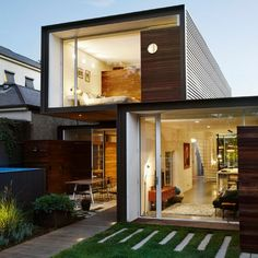 that shipping container house