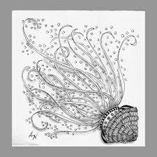 Resultado de imagem para zentangle art journal