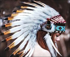 .i need to make another headress.