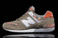 NEW BALANCE 576 CAMO PACK #sneaker