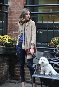 お手本にしたい。オリビア・パレルモの上品ファッション集 - NAVER まとめ Olivia Palermo private fashion