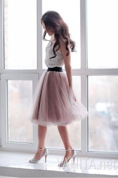 New wedding dresses tulle skirt outfit 26 Ideas Tulle Skirt Wedding Dress, Best Wedding Dresses, Dress Skirt, Dress Up, Tulle Skirts, Pink Tulle Skirt, Trendy Fashion, Girl Fashion, Fashion Outfits