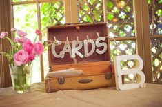 card box, vintage alphabet and book theme  (mix in with ballet theme somehow?)