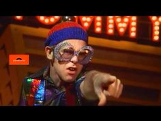 PIMBALL WIZARD ( The Who - Feat - Elton John - from - TOMMY The movie 19...