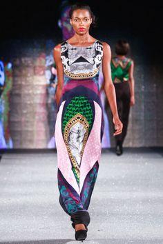 Arise Magazine Fashion Week Lagos AMFWL (DAY 4): Lanre DaSilva-Ajayi