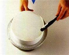 Покрытие Торта Королевской Глазурью
