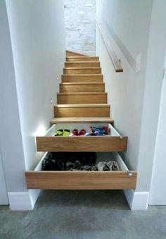 Sacar Provecho a una escalera