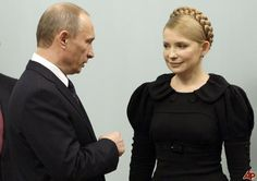 Pics For > Yulia Tymoshenko Putin