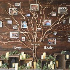 *I'm home* 4人兄弟の新郎家、 5人兄弟の新婦家。 兄弟姉妹の配偶者や甥姪足すと 両家合わせて、なんと21人! 兄弟会、姉妹会が開催されるほど♡ どんどん広がっていく家族の輪。 それを木の枝が伸びていく様子とリンクさせて ウェルカムボードのようにウェルカムスペースに ご用意した立体的なファミリーツリー。 #TRUNKBYSHOTOGALLERY #ウェルカムボード #ウェルカムスペース #ファミリーツリー #familytree #ウェルカムスペース #家族写真 #写真立て #キャンドル #ledキャンドル #ナチュラルウェディング #ガーデンウェディング #カジュアルウェディング #アットホームウェディング #プレ花嫁 #卒花 #卒花嫁 #卒花レポ #エスコートカード #大家族 #takeandgiveneeds #テイクアンドギヴニーズ #集合写真 #仲良し家族 #男前インテリア #花嫁diy #ウェディングフォト #ウェディングドレス #ウェディングブーケ #前撮り #入籍takigawa.tsg TRUNK BY SHOTO GALLERY
