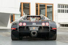 Bugatti Veyron 16.4 Sang Noir Edition