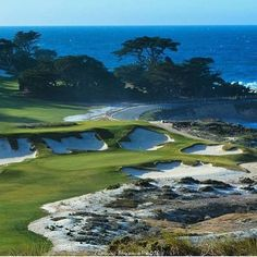 Can't wait to visit this slice of heaven! - Cypress Point Club. #lacdgolf -------------------------------------------- : @channingbenjaminphotography #PGA #golfer #golf #golflife #golfporn #golfcourse #pebblebeach #CypressPoint #golfing #beautifulgolfcourses #lacdgolf #lacdstyle #oceanfront #greatoutdoors #bunker #poweringperformance #scenic #beauty