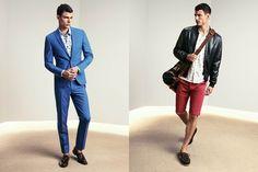 House Of Fraser Spring/Summer 2015 Men's Lookbook   FashionBeans.com