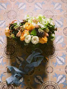 Peach creme orange and light blue bridal bouquet photographed by Elena Pavlova, Russia Bridal Bouquet Blue, Wedding Bouquets, Blue Bridal, Pavlova, Greek Mythology, Different Shapes, Floral Wreath, Wedding Inspiration, Peach