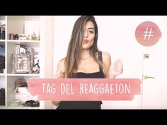 TAG DEL REGGAETON - DULCEIDA - YouTube