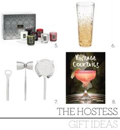 What to Gift the Hostess with the Mostess