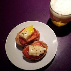 galletanas Tapas, Eggs, Breakfast, Food, Recipes, Meal, Egg, Eten, Meals