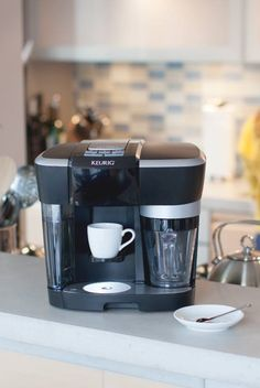 Our Keurig Rivo Cappuccino & Latte System is the perfect accompaniment for your next brunch and a great reason to gather friends & family over the weekend. Stay warm with a delicious cup of cappuccino, brewed from the comfort of your home!