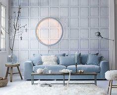 Le bleu Serenity de Pantone®: avec quoi l'associer?