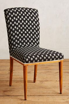 Elza Ikat Dining Chair - anthropologie.com