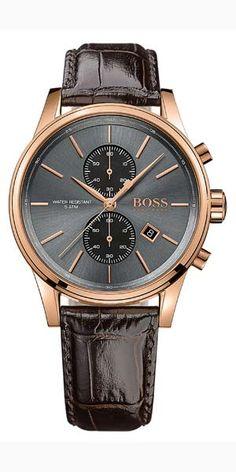 BOSS Armbanduhr 1513281 versandkostenfrei, 100 Tage Rückgabe, Tiefpreisgarantie, nur 346,50 EUR bei Uhren4You.de bestellen