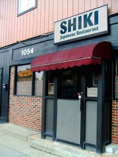 You don't have to go far to discover Shiki Japense Restaurant -- which some say has Rochester NY's most under-appreciated and authentic sushi. Also ramen!