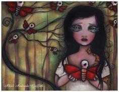 Matilda Postcards set of 3 - $3.50