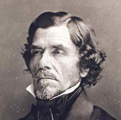 DELACROIX Eugene - French (Saint-Maurice-en-Chalencon 1798 - 1863 Parijs) ~  by Félix Nadar, 1858