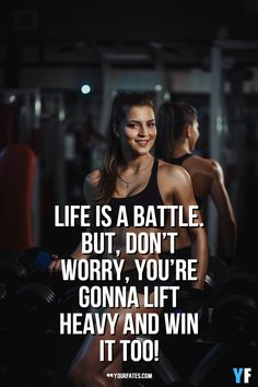 Here are 41 motivational fitness quotes for women: Fitness Quotes for Women: Today, fitness has been an ongoing trend, especially to Americans. Gym Motivation Quotes, Gym Quote, Weight Loss Motivation, Workout Quotes, Workout Motivation, Fitness Quotes Women, Motivational Quotes For Women, Edgy Quotes, Fitness Sayings