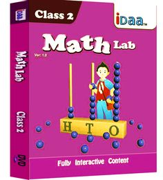 Mathematics Lab is designed to give knowledge and immense practice to sharpen mathematical skills.