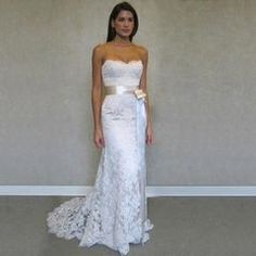 AFFORDABLE collection WHITE LACE off shoulder lace up back Wedding party dress SEXY !!! for R1,060.00