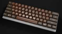 The Chocolate keyboard http://zambumon.github.io/