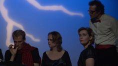 Spotlights on - Marijke speelt; theaterportret, gedraaid voor, tijdens en na de voorstelling 'Niets is wat het lijkt' van amateur theatergroep Waar Is Adriaan (WIA). Amsterdam, Polanentheater, 7 juni 2014