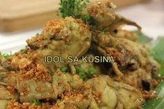 Idol Sa Kusina Recipes: Adobo Sa Dilaw