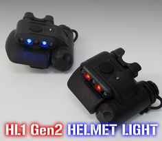 Elemnet HL.1 Gen2 Helmet Light BK