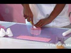 Tutorial per la realizzazione del Fiocco in Pasta di Zucchero