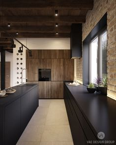 Stilfinder Homestory - Loft Stil #luxurykitchendesign