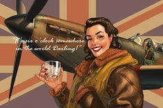 Small-batch gin producer Spitfire Heritage is celebrating the successful building of a full-size Spitfire replica aircraft, created as a gift to the southern African nation of Lesotho. Aviation Technology, Aviation Humor, Aviation Art, Pin Up Girl Tattoo, Girl Tattoos, Aviation Tattoo, Female Pilot, African Nations, African Countries