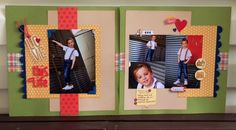 Front Porch Kits- Happy Home- Double Layout by Natalie Sherran