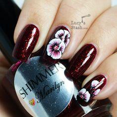 Shimmer Nail Polish  Marilyn by ShimmerPolish on Etsy, $12.00