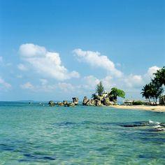 Phu Quoc Landscape #thingstodoHoChiMinh island beach trip from Ho Chi Minh City #vietnam
