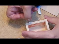 Miniature Toy Box - YouTube