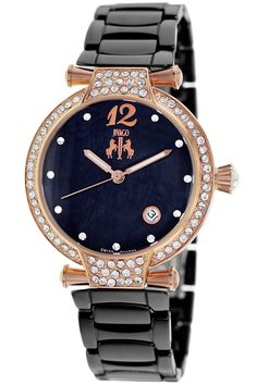Absolutely in love with this elegant Jivago woman\'s watch!!