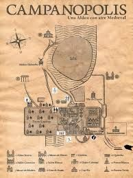 Resultado de imagen para campanopolis mapa