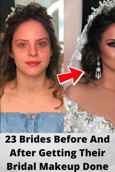 For most brides, a wedding wouldn't be complete without a stunning makeover. Every bride wants to look their absolute best on their big day, wow their wedding guests and of course, look amazing for their soon-to-be spouse. Crazy Funny Memes, Wtf Funny, Hilarious, Funny Humor, Bridal Makeup, Wedding Makeup, Smoke Pictures, Becoming A Makeup Artist, Beauty Tips For Face