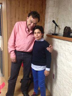 Entrevista en Radio 4g en el programa la Jungla4.0 con JA. Abellán