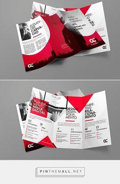 Folder Agência AC on Behance. - a grouped images picture Volvo, Brochure Design, Behance, Cards Against Humanity, Flyer Design, Leaflet Design, Catalog Design, Pamphlet Design